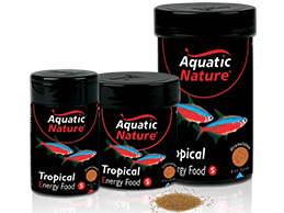 Aquatic Natur Tropical Energy Food S 320 ml