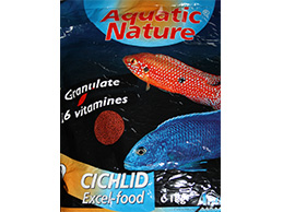 Aquatic Nature African Cichlid Excel Small 1 Kg
