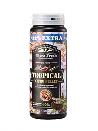 AZOO PLUS ULTRA FRESH Tropical Micro Granulado 120 ml / 53g